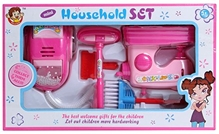 Fab N Funky - Mini Household Set Pink