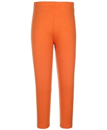 Dreamszone - Plain Orange Full Leggings