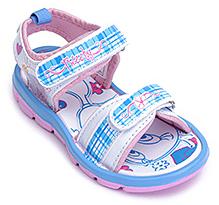 Tweety - Stripes Print Sandal