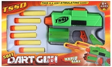 Fab N Funky - Soft Dart Gun Green