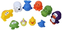 Bkids - Squirters Combo Set Of 10 In Box