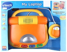 Vtech - My Laptop Toy Orange