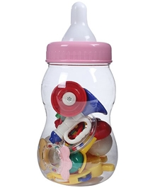 Fab N Funky - Infant Swing Bell Set Of 10 In Bottle Case