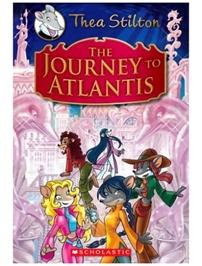 Scholastic - The Journey To Atlantis Book