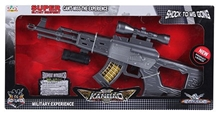 Fab N Funky - AK Dragonov Automatic Sniper Rifle Light Grey