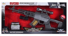 Fab N Funky - AK Dragonov Automatic Sniper Rifle Dark Grey