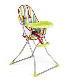 Luv Lap Sunshine Baby High Chair Green - 18113