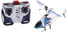 Fab N Funky - I Fly 035 Helicopter Remote Control Blue