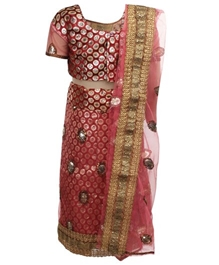 Bhartiya Paridhan - Ready To Wear Traditional Saree