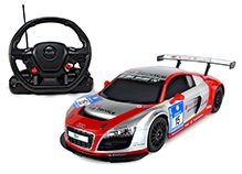 Rastar Audi R8 LMS Perfomance With Steering Wheel Controller