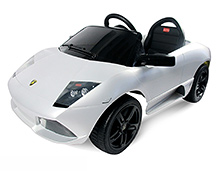 Rastar Lamboighini Murcielago LP640 4 Roadster - White and Black