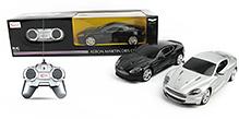 Rastar - Radio Control Aston Marin DBS Toy Car