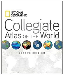 Randomhouse - National Geographic Collegiate Atlas of the World