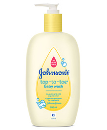 Johnson's baby Top to Toe Wash - 500 ml