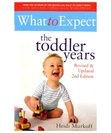 Simon and Schuster - What To Expect - The Toddler Years