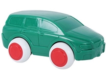 Viking Toys - Volvo XC 70 Car Toy Green