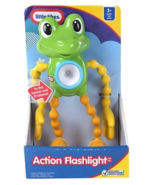 Little Tikes - Action Flashlight Frog