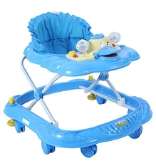 Fab N Funky - Duck Baby Walker with Play Tray