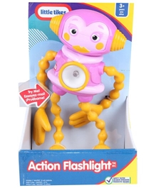 Little Tikes - Action Flashlight Robot Girl Purple