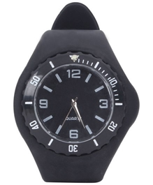 Fab N Funky - Kids Analog Watch Black