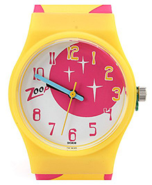 Titan - Zoop Kids Analog Watch Bright Pink