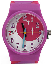 Titan - Zoop Kids Analog Watch Pink