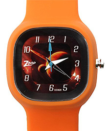 Titan - Zoop Analog Watch Orange