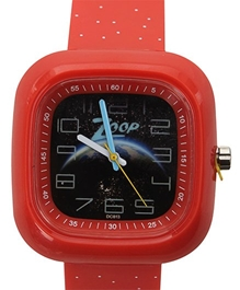 Titan - Zoop Analog Watch Red