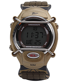 Titan - Zoop Kids Digital Green Watch