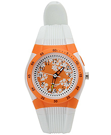 Titan - Zoop Kids Stylish White Analog Watch