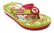 Fisher Price -  Colourful Flip Flop