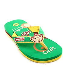 Fisher Price - Broad Strap Printed Flip Flop