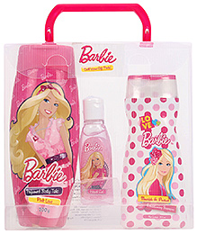 Barbie - Dollicious Skin And Hair Care Gift Pack Of 3