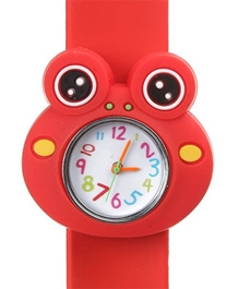 Fab N Funky - Frog Shaped Baby Wrist Watch