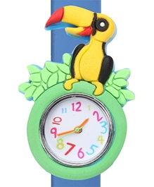 Fab N Funky - Bird Design Fashion Wrist Watch