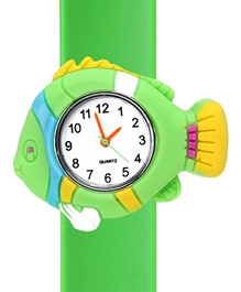 Fab N Funky - Fish Design Wrist Watch