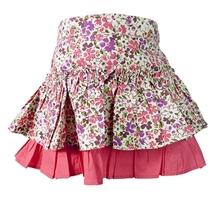 Nauti Nati - Colorful Layer Pattern Skirt