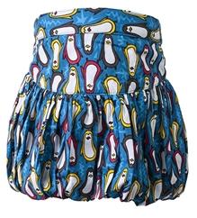 Nauti Nati - Balloon Pattern Printed Skirt
