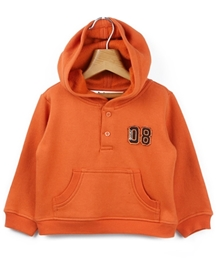Beebay - Full Sleeves Hooded Sweat Shirt
