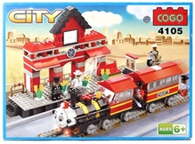 Play N Pets - Cogo City Blocks Set