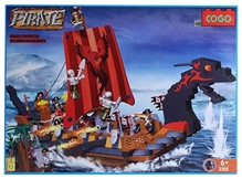 Play N Pets Pirates Series 3105
