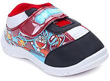 Doraemon - Printed Velcro Shoes
