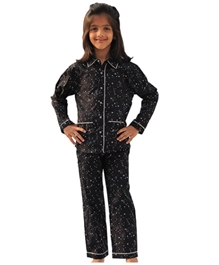 ShopperTree - Stars Print Night Suit With Pockets