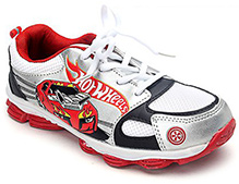 Hotwheels - Red Lace Up Sports Shoes