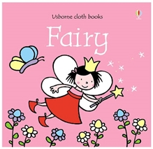 Usborne - Cloth Book Fairy