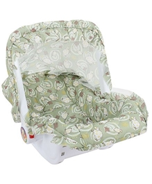 Fab N Funky 2 In 1 Carry Cot N Rocker -  Sheep Print