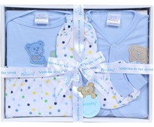 Fab N Funky - Montaly Blue Five Piece Gift Set