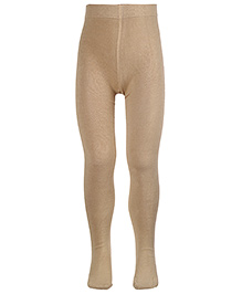 Mustang Plain Footed Tights - Size 28