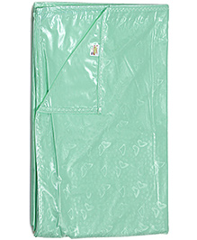 Tiny Care - Baby Bed Protector Sheet Green
