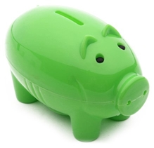 Buddyz Piggy Shape Coin Bank